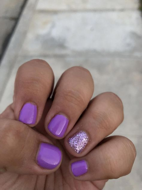 Purple  #KidsNails #geekynailsdesigns