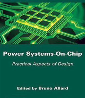 Power Systems On Chip Pdf System Power Engineering