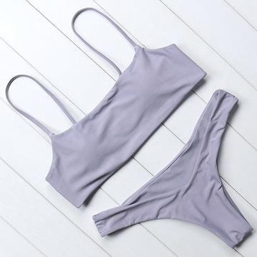 Asains in micro bikinis