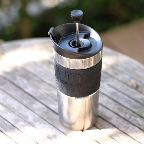 ボダム Bodum トラベルプレス コーヒーの保温ができるタンブラーとしても使える超おすすめグッズ コーヒー ボダム タンブラー