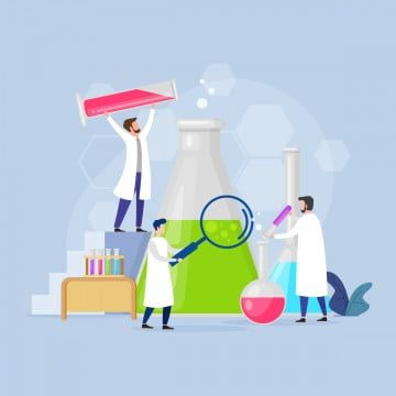 Laboratory Analyzing Design Concept Vector Illustration Laboratory Lab Research Png And Vector With Transparent Background For Free Download In 2021 Coloring Tutorial Corporate Banner Logo Concept