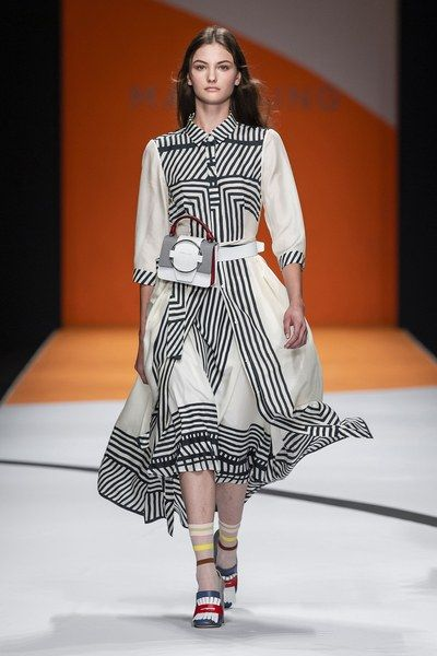 Maryling Spring 2019 Ready-to-Wear Fashion Show Collection: See the complete Maryling Spring 2019 Ready-to-Wear collection.