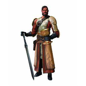 Dragon Age Origins Genlock Action Figure