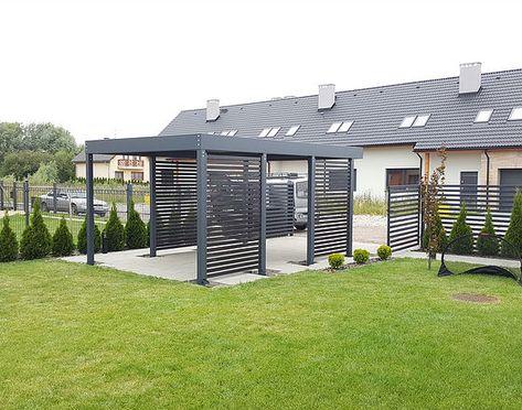 Carport Factory Nowoczesne Wiaty Garazowe Miedzyrzecz Outdoor Decor Outdoor Structures Gazebo