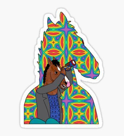 Bojack Horseman Stickers Bojack Horseman Horseman Stickers