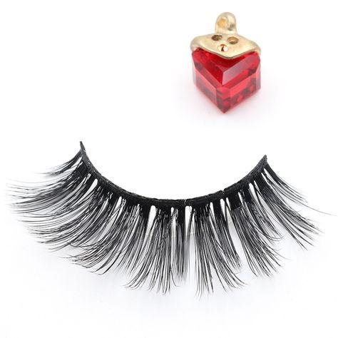 8da5638edd1 3D synthetic fiber silk eyelash JH192 | eyelash extensions in 2019 | Lashes,  Eyelash Extensions, Eyelashes