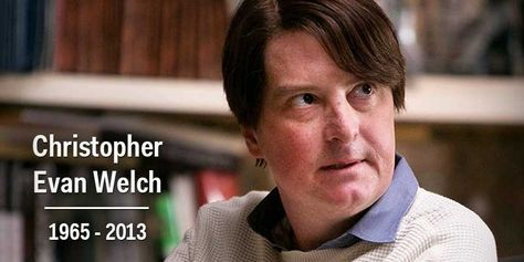 """Remembering Christopher Evan Welch, who plays oddball angel investor Peter Gregory on HBO's """"Silicon Valley"""""""