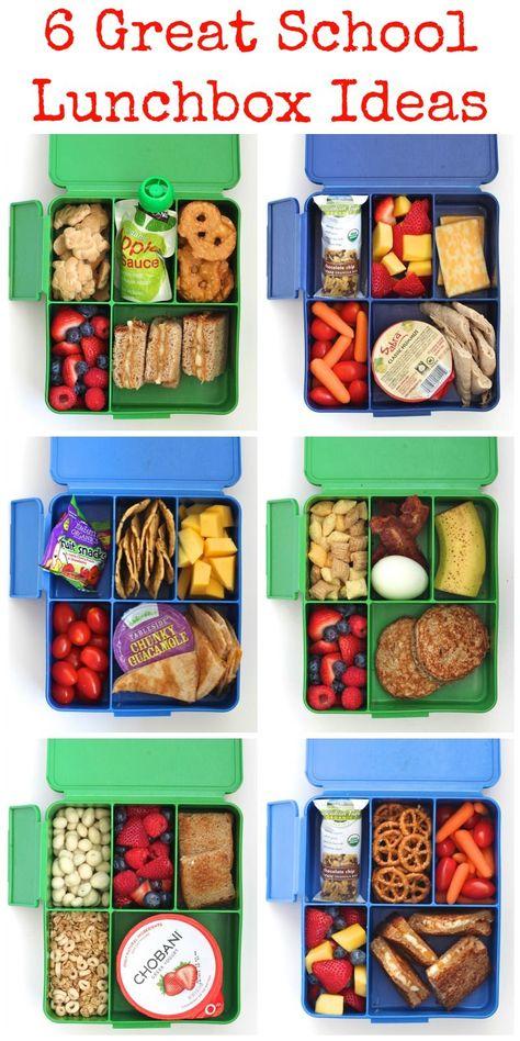 31 Days Of School Lunchbox Ideas Diy School Lunch Box KidsLunch Box Ideas For Back To School Lunch Snacks Kid Healthy Bedtime Snacks, Healthy Lunches For Kids, Lunch Snacks, Healthy Snacks, Kid Snacks, Fruit Snacks, Protein Snacks, Healthy Breakfasts, High Protein
