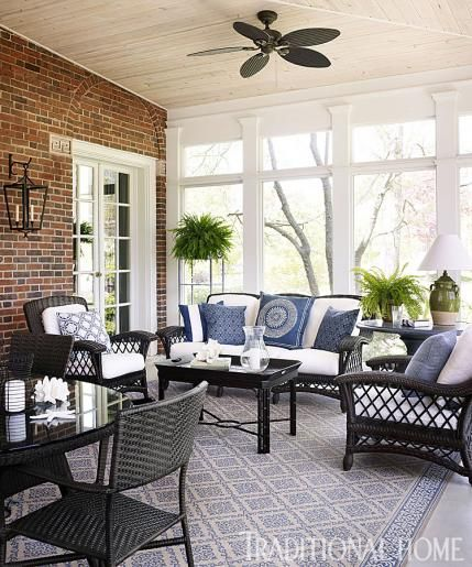 sunroom wicker furniture. 112 Best Sunroom Images On Pinterest | Living Room, New Homes And Wicker Furniture