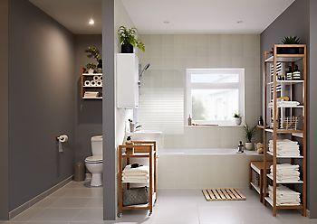 Bathroom Refresh Ideas Ideas Advice Diy At B Q Small Shower Room Small Bathroom Bathroom Design Small