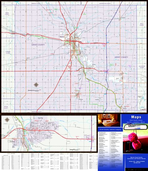 Gas City Indiana Map.Includes Map Of Gas City Indiana And Jonesboro Indiana All