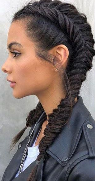 Everyday Hairstyles Female Long Hair The Haircut Site 20190820 Everyday Female Hair Hai Hair Styles Braided Hairstyles Easy Cute Hairstyles For Teens