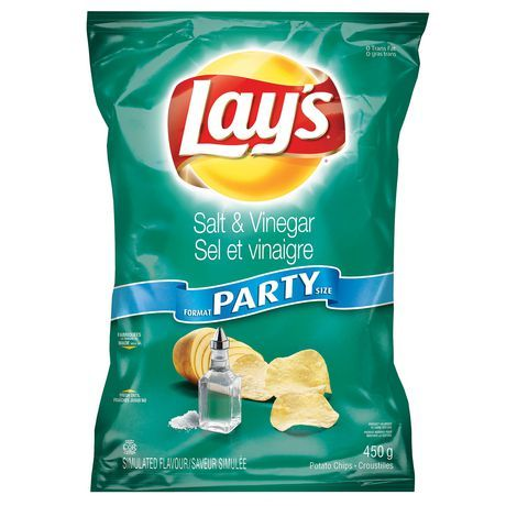 Lay S Salt Vinegar Potato Chips Lays Chips Potato Chips Chips