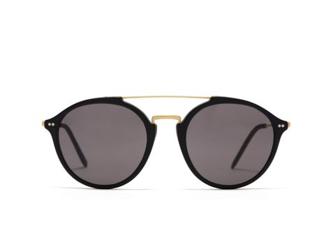 Fitzroy Matte All Black Large Sunglasses - KAPTEN & SON...Gotta Get ME SOME of these BEAUTS!
