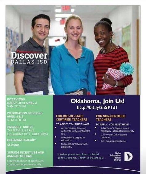 Image result for teacher recruitment flyer | Teacher Recruitment ...