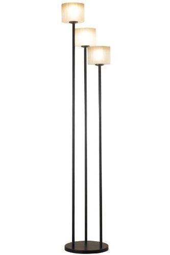 Matrielle 3 Light Torchiere 72 Hx7 D Oil Rbbd Bronze Home Decorators Collection In 2020 Bronze Floor Lamp Torchiere Floor Lamp Floor Lamp