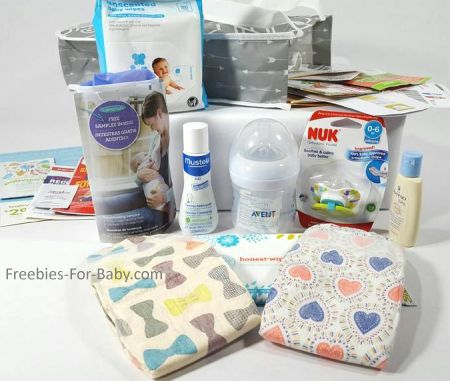 Get a box full of baby samples. This offer is brought to you by Sams ...