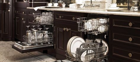 Two Dishwashers