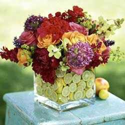 Flowers Arrangements With Fruit 49 Trendy Ideas