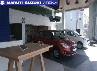 If You Are Looking For The Best Maruti Suzuki Arena Showroom
