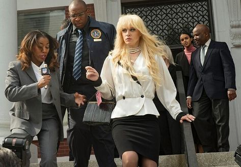"""Chelsea Frei on Portraying the Title Character in Lifetime's """"Victoria Gotti"""""""