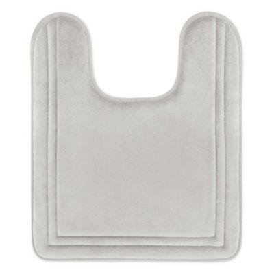Smart Dry Memory Foam Contour Bath Mat Contour Bath Mat Bath