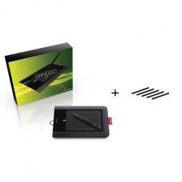 Wacom Bamboo Pen Graphics Tablet Ctl460 5 Replacement Nibs Set