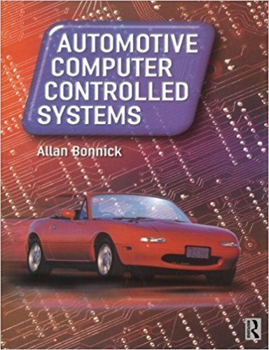 Automotive Computer Controlled Systems Alan Bonnick Control