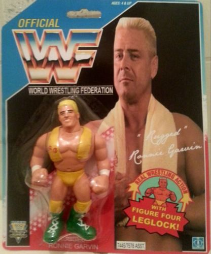 WWF/WWE   CUSTOM HASBRO MOC RONNIE GARVIN Wrestling Figure WCW TNA FIGURE |  Wrestling, WWE And EBay