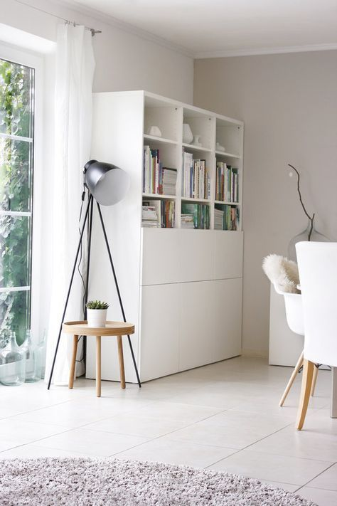 48 Creative IKEA Besta Units Ideas For Your Home