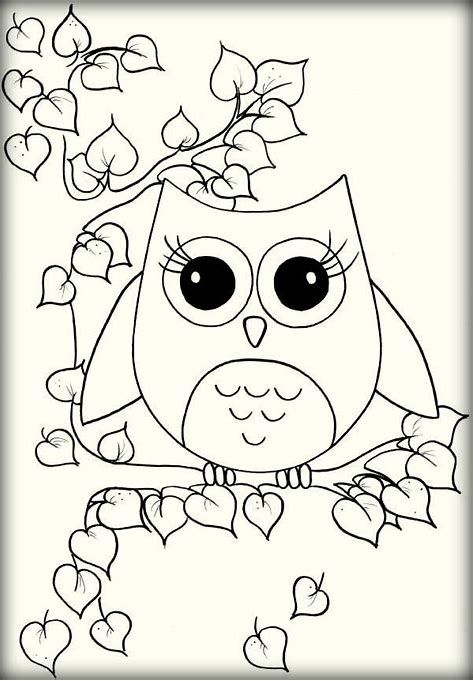 Image Result For Baby Owl Coloring Pages Owl Coloring Pages Cartoon Coloring Pages Cute Coloring Pages