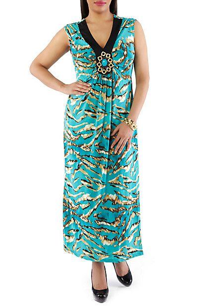 c5bd4ebb81d Plus-Size Maxi Dress