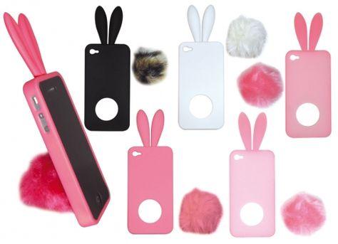 cover iphone 4s orecchie