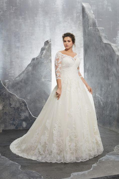 Vestiti Da Sposa Xxl.30 Abiti Da Sposa Per Taglie Comode Lusso Ed Eleganza Per La Moda