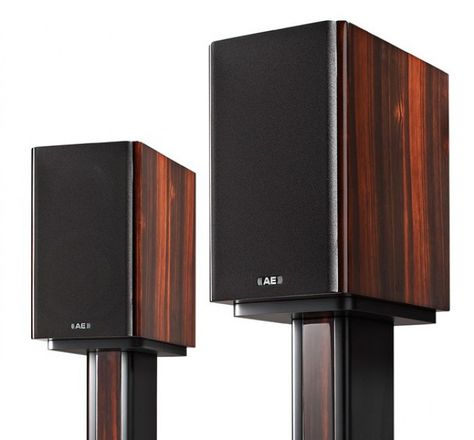 The Acoustic Energy Reference 1 Speakers feature an extremely high