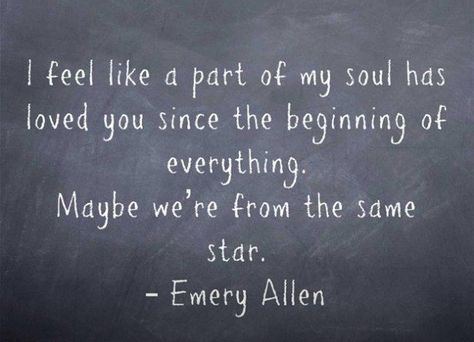 A Part Of Me Has Always Loved You Eternal Love More Soulmate Quotes Love Quotes Best Love Quotes