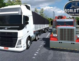 World Truck Driving Simulator V1 045 Mod Apk Money Hacks