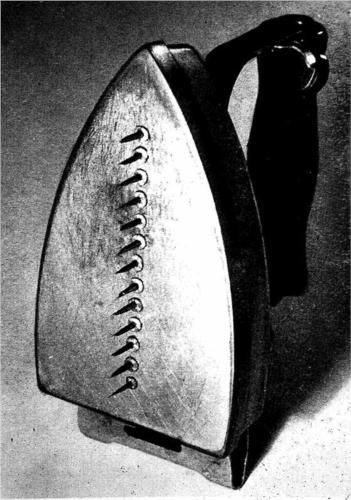 Man Ray, The Gift, 1921