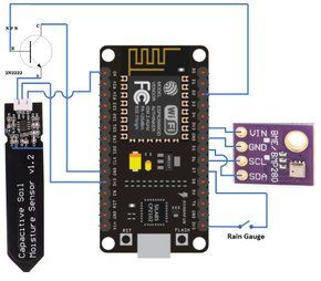 ESP8266, Weather Station MQTT Agent