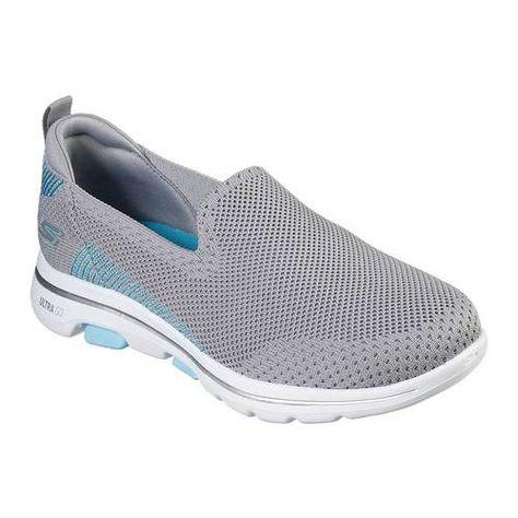 Skechers Gowalk 5 Prized Slip On Skechers Slip On Shoe Technology