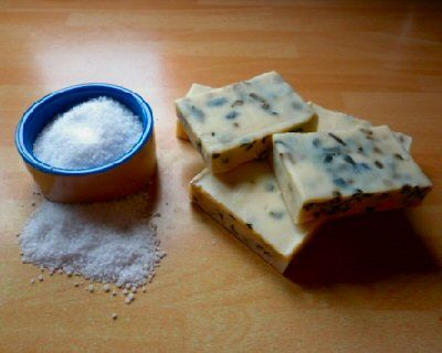 Natural Organic Soap Recipes