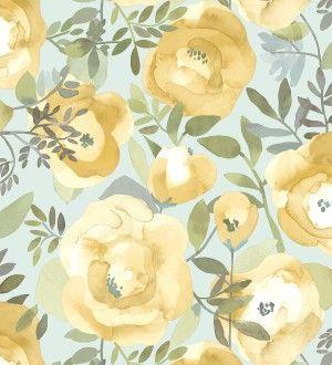 Papel Pintado Flores De Camellia Pintadas En Acuarela Camellias Garden 680624 Floral Wallpaper Peel And Stick Wallpaper Wallpaper Floral peel and stick wallpaper amazon
