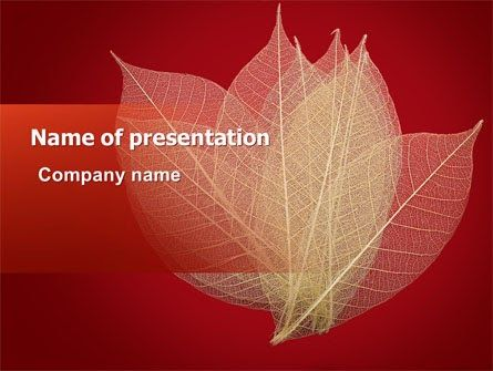 Background Ppt Warna Merah Maroon Red Dry Leaves Powerpoint Template Backgrounds 06399 Download Free Abs In 2020 Background Ppt Template Design Maroon Background