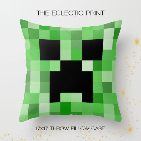 39 minecraft pillows ideas minecraft