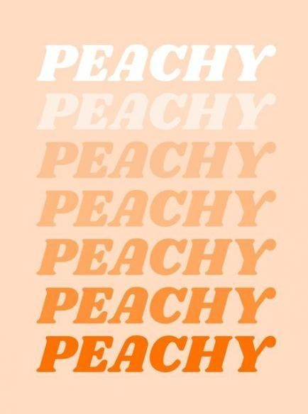 Wall Paper Iphone Tumblr Aesthetic Peach 50 New Ideas In 2020