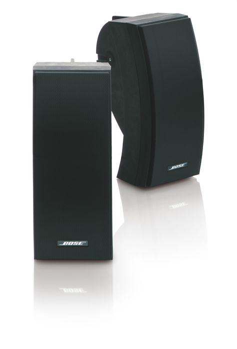 Bose 251 Zwart  De innovatieve Bose 251 weerbestendige luidsprekers zijn voorzien van een Articulated Array-luidsprekerontwerp voor een extreem breed geluidsveld. Elke weerbestendige luidsprekerbehuizing bevat twee luidsprekers die onder een nauwkeurige hoek zijn geplaatst zodat u overal in het luistergebied stereogeluid ervaart. Daarnaast beschikt de Bose 251-luidsprekerkast voor buiten over een uniek ontwerp met meerdere ruimten waardoor hoorbare vervorming van lage frequenties wordt…