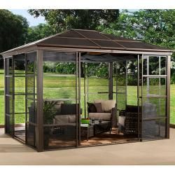 Raffpavillons In 2020 Hardtop Gazebo Portable Gazebo Aluminum Gazebo