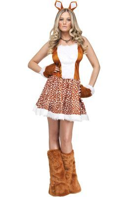 Photo of Oh Deer! Adult Costume
