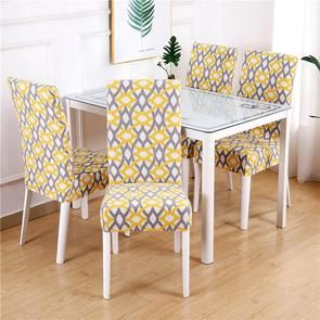 Chair Slip On Covers Jungole Dining Chair Covers Dining Room Style Chair Covers Party