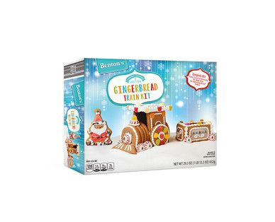 Christmas With Aldi Food Items 2019 Aldi Reviewer Aldi Gingerbread Train Grocery Ads